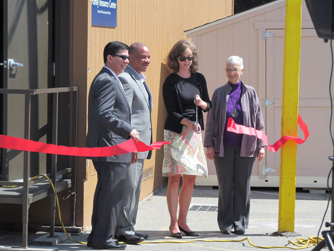 Resources for Families at Fairwood - Ribbon Cutting