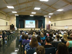 Opening Day Assembly