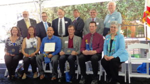 Community Award winners recognized at the City of Sunnyvale's annual State of the City event.