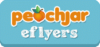 Peachjar buttons will look like this on your school's website.