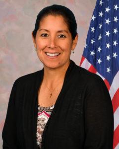 Public Safety Specialist Dori Fontaine