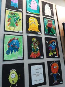 student art at linkedin