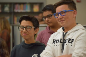 students get new glasses for free through vision to learn