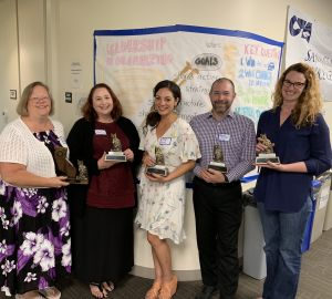 winners of the 2019 SEA WHO awards