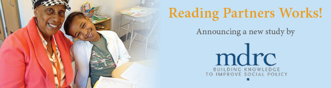 MDRC Report on Reading Partners