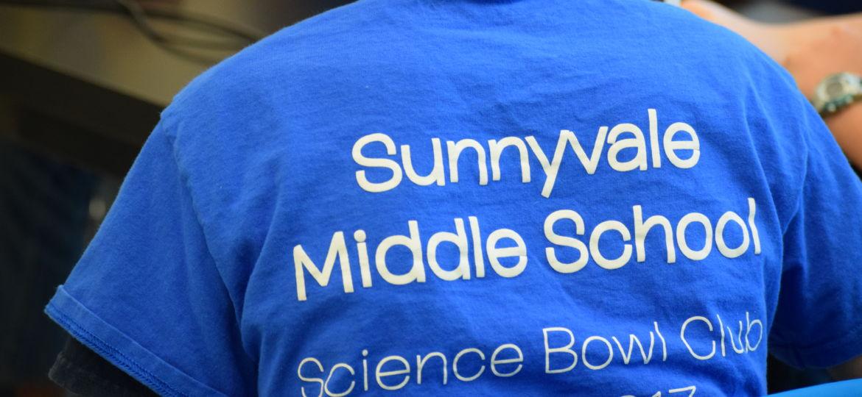 Science Bowl shirt