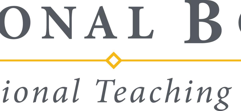 national board certification logo