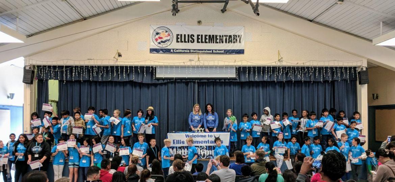 math olympics at Ellis