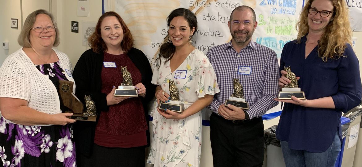 winners of the 2019 SEA WHO awards