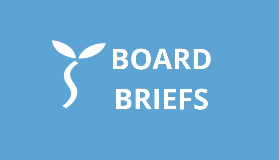 board of education report
