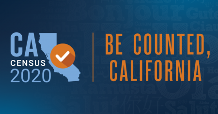 be counted California Census 2020